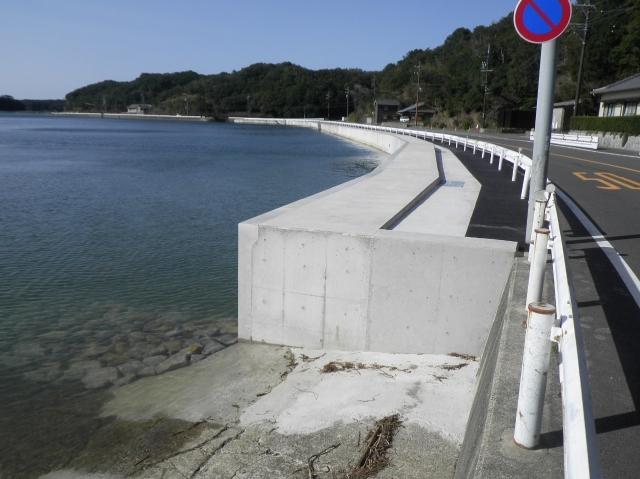H29鵜方浦地区海岸 津波・高潮危機管理対策緊急工事