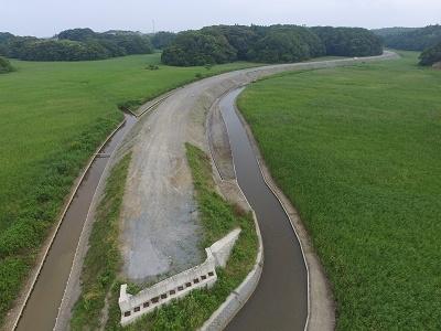 主要地方道磯部大王線(志島BP)道路改良工事