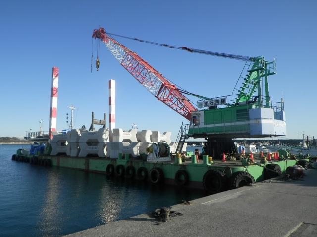三重保全二期地区 和具工区 海女漁業等環境基盤整備事業藻場造成その2工事