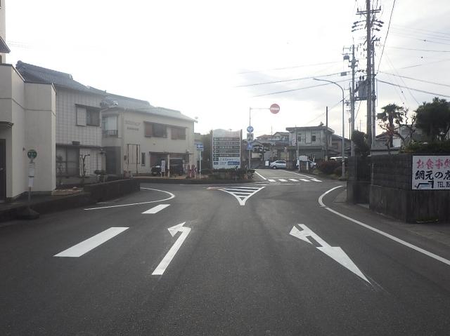主要幹線市道 舗装工事(その2)